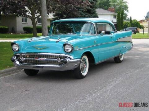 1957 Chevrolet Bel Air for sale at TOP TWO USA INC in Oakland Park FL