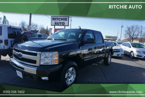 2011 Chevrolet Silverado 1500 for sale at Ritchie Auto in Appleton WI