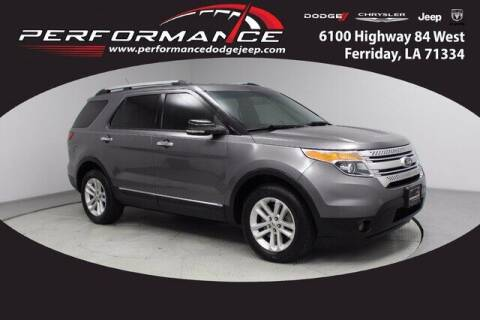 2013 Ford Explorer for sale at Performance Dodge Chrysler Jeep in Ferriday LA