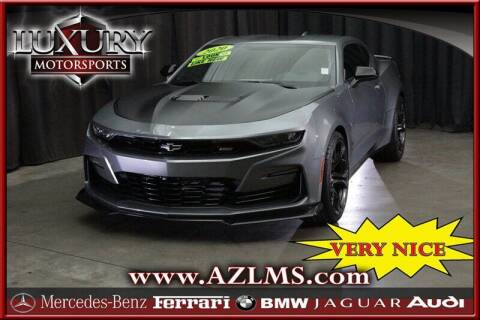 2020 Chevrolet Camaro for sale at Luxury Motorsports in Phoenix AZ