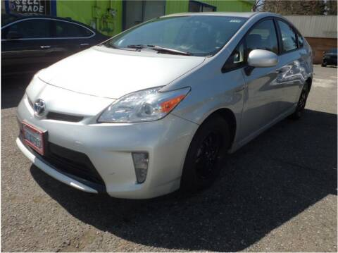 2014 Toyota Prius for sale at Klean Carz in Seattle WA