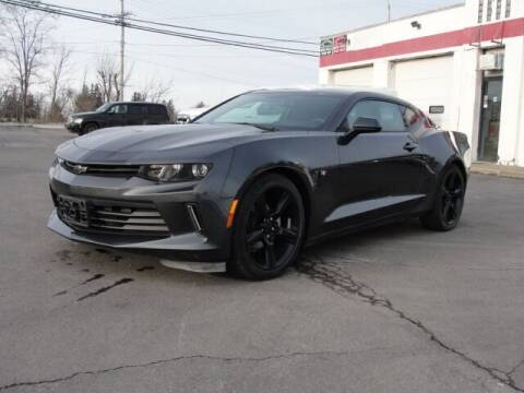 2016 Chevrolet Camaro for sale at Caesars Auto in Bergen NY