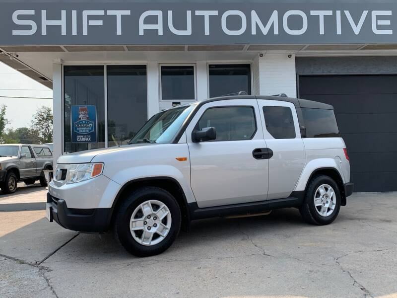 2011 Honda Element for sale at Shift Automotive in Denver CO
