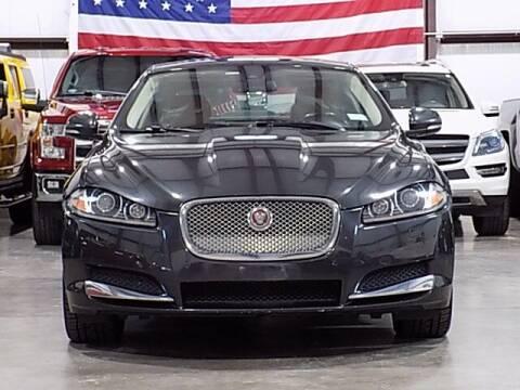 2015 Jaguar XF for sale at Texas Motor Sport in Houston TX
