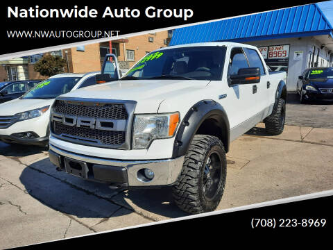 2010 Ford F-150 for sale at Nationwide Auto Group in Melrose Park IL