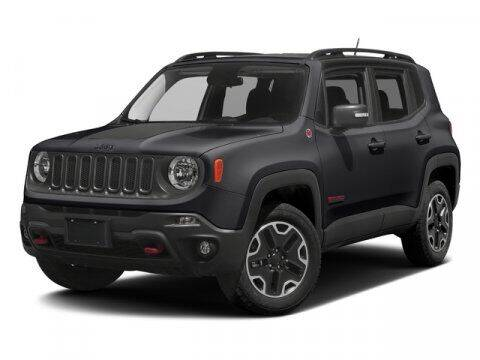 2017 Jeep Renegade for sale at HILAND TOYOTA in Moline IL