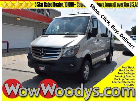 2016 Mercedes-Benz Sprinter Crew for sale at WOODY'S AUTOMOTIVE GROUP in Chillicothe MO
