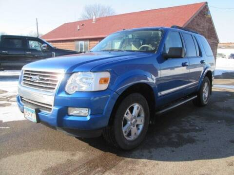 2010 Ford Explorer for sale at SCHULTZ MOTORS in Fairmont MN