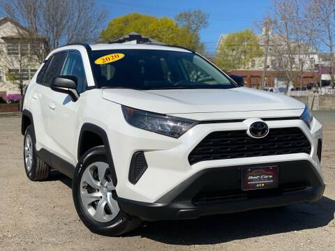 2020 Toyota RAV4 for sale at Best Cars Auto Sales in Everett MA
