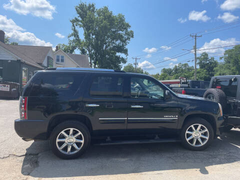 2007 GMC Yukon for sale at Connecticut Auto Wholesalers in Torrington CT
