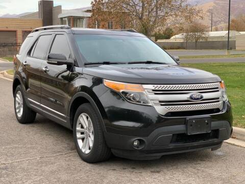 2015 Ford Explorer for sale at A.I. Monroe Auto Sales in Bountiful UT