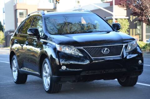 2010 Lexus RX 350 for sale at Brand Motors llc in Belmont CA