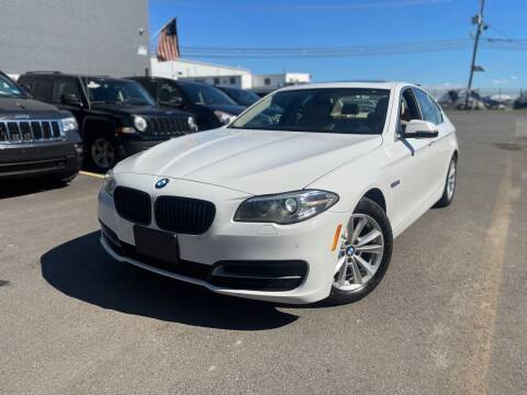 2014 BMW 5 Series for sale at A1 Auto Mall LLC in Hasbrouck Heights NJ