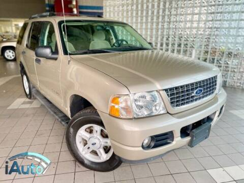 2005 Ford Explorer for sale at iAuto in Cincinnati OH