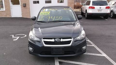 2014 Subaru Impreza for sale at Sharp Auto Center in Worcester MA