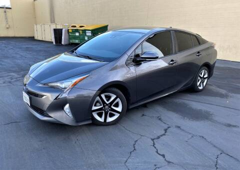 2017 Toyota Prius for sale at TOP QUALITY AUTO in Rancho Cordova CA