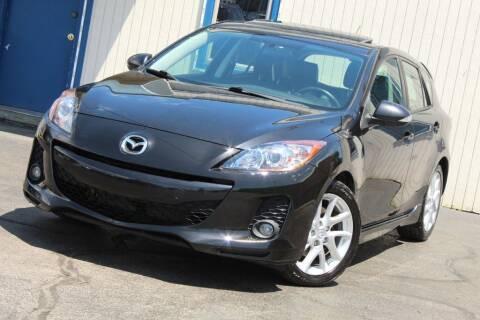 2012 Mazda MAZDA3 for sale at Dynamics Auto Sale in Highland IN