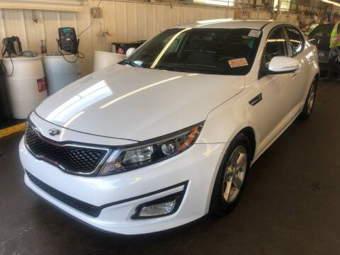2015 Kia Optima for sale at Doug Dawson Motor Sales in Mount Sterling KY
