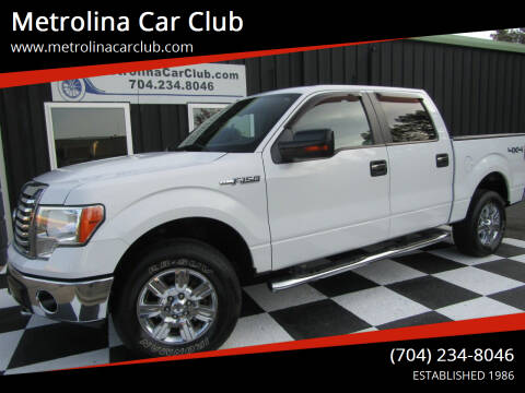 2010 Ford F-150 for sale at Metrolina Car Club in Matthews NC