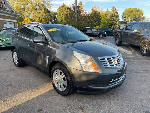2013 Cadillac SRX for sale at A 1 Motors in Monroe MI