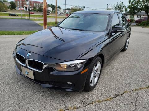 2014 BMW 3 Series for sale at Auto Hub in Grandview MO