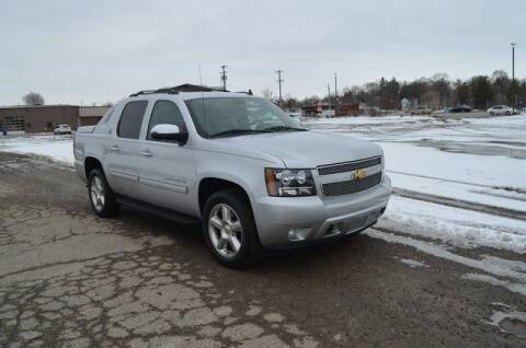 2013 Chevrolet Avalanche for sale at World Class Motors LLC in Noblesville IN