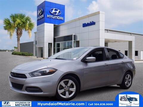 2015 Dodge Dart for sale at Metairie Preowned Superstore in Metairie LA