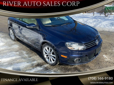 2012 Volkswagen Eos for sale at RIVER AUTO SALES CORP in Maywood IL