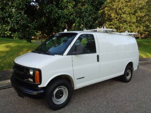 2001 Chevrolet Express Cargo for sale at Houston Auto Preowned in Houston TX