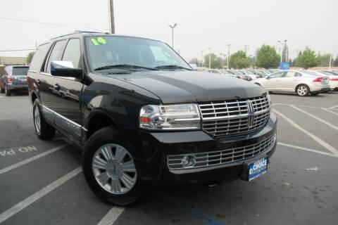 2014 Lincoln Navigator for sale at Choice Auto & Truck in Sacramento CA