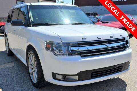 2013 Ford Flex for sale at LAKESIDE MOTORS, INC. in Sachse TX