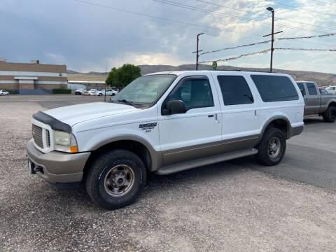 2003 Ford Excursion for sale at Auto Image Auto Sales in Pocatello ID