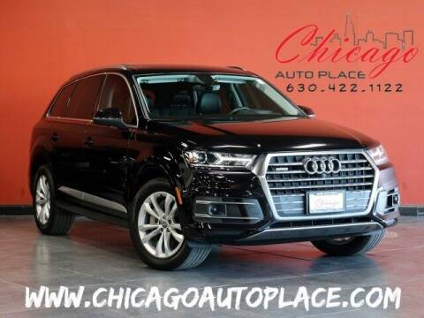 2018 Audi Q7 for sale at Chicago Auto Place in Bensenville IL