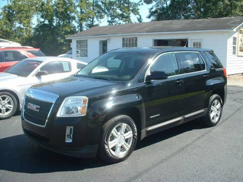 2014 GMC Terrain for sale at Northgate Auto Sales in Myrtle Beach SC