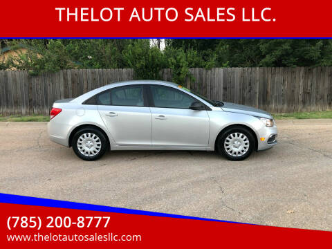2015 Chevrolet Cruze for sale at THELOT AUTO SALES LLC. in Lawrence KS