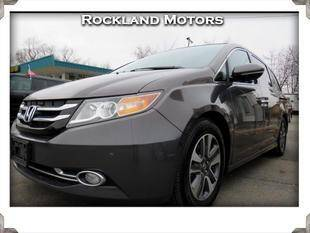 2017 Honda Odyssey for sale at Rockland Automall - Rockland Motors in West Nyack NY