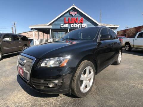 2011 Audi Q5 for sale at LUNA CAR CENTER in San Antonio TX