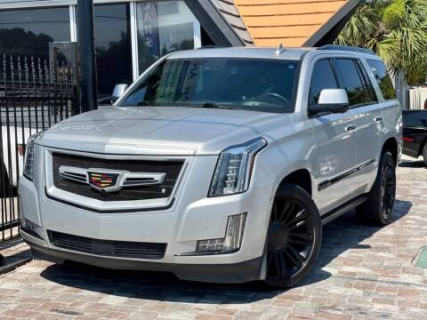 2016 Cadillac Escalade for sale at Unique Motors of Tampa in Tampa FL