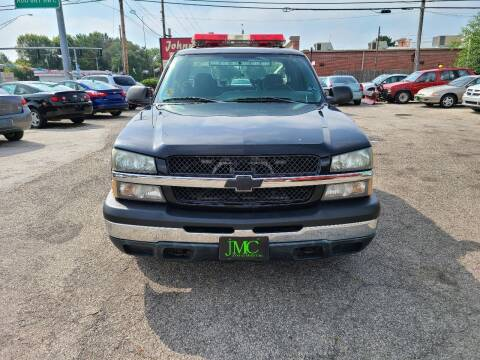 2004 Chevrolet Silverado 1500 for sale at Johnny's Motor Cars in Toledo OH