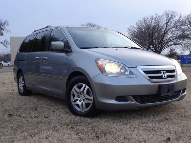 2007 Honda Odyssey for sale at 123 Car 2 Go LLC in Dallas TX