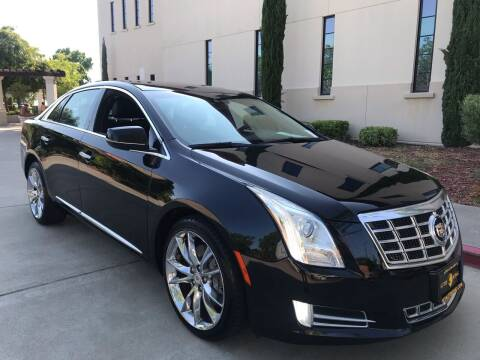 2013 Cadillac XTS for sale at Auto King in Roseville CA