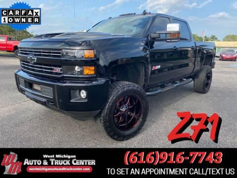 2019 Chevrolet Silverado 2500HD for sale at West Michigan Auto and Truck Center in Cedar Springs MI