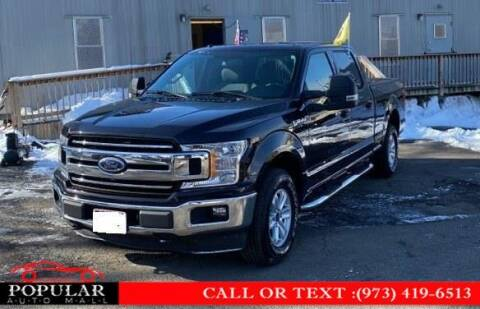 2016 Ford F-150 for sale at Popular Auto Mall Inc in Newark NJ