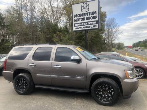 2013 Chevrolet Tahoe for sale at Momentum Motor Group in Lancaster SC