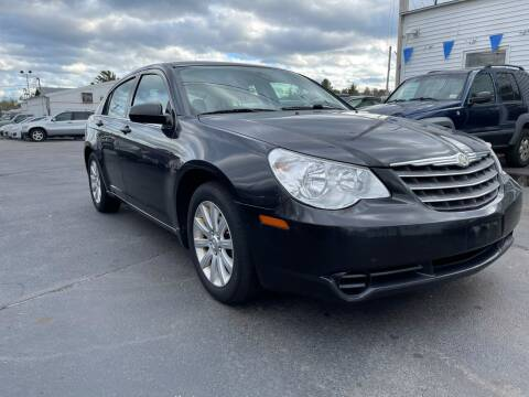 2010 Chrysler Sebring for sale at Plaistow Auto Group in Plaistow NH