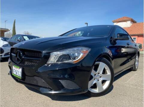 2015 Mercedes-Benz CLA for sale at MADERA CAR CONNECTION in Madera CA