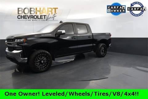 2019 Chevrolet Silverado 1500 for sale at BOB HART CHEVROLET in Vinita OK