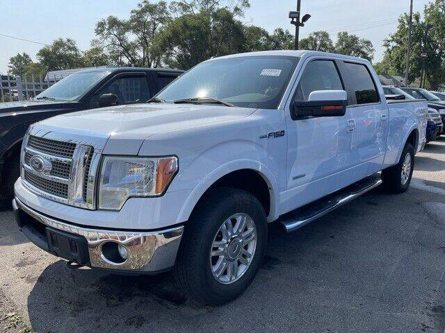 2011 Ford F-150 for sale at SOUTHFIELD QUALITY CARS in Detroit MI