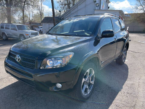 2008 Toyota RAV4 for sale at Mister Auto in Lakewood CO