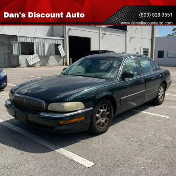 2001 Buick Park Avenue for sale at Dan's Discount Auto in Gaston SC